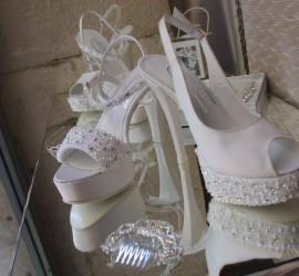 Scarpe Sposa Trani.Carmela Scarpa Calzature Da Sposa E Cerimonia